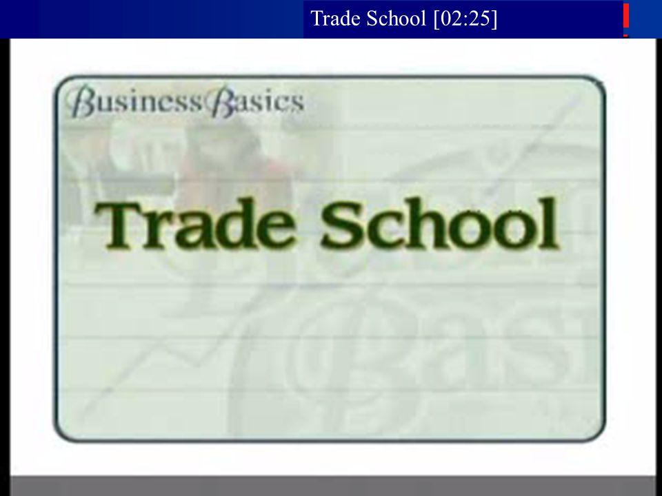 Trade School [02:25]